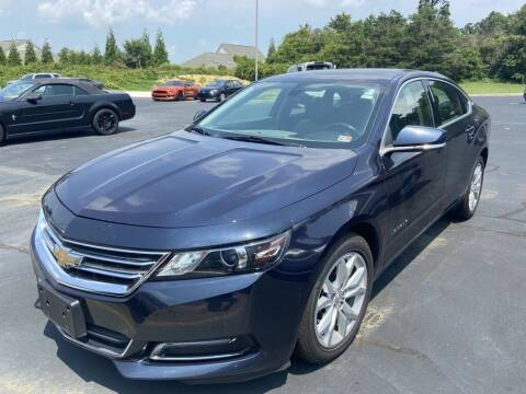 2018 Chevrolet Impala for sale at Stearns Ford in Burlington NC