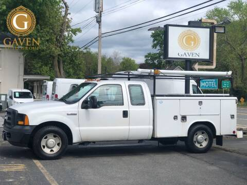 2006 Ford F-350 Super Duty for sale at Gaven Auto Group in Kenvil NJ