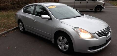 2008 Nissan Altima for sale at Inter Car Inc in Hillside NJ