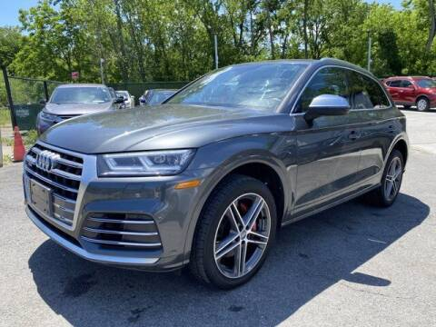 2018 Audi SQ5 for sale at CERTIFIED LUXURY MOTORS OF QUEENS in Elmhurst NY