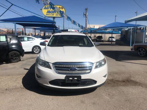 2011 Ford Taurus for sale at Autos Montes in Socorro TX