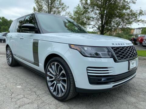2018 Land Rover Range Rover for sale at HERSHEY'S AUTO INC. in Monroe NY
