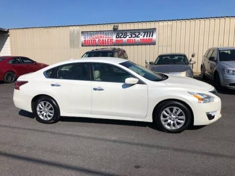 2014 Nissan Altima for sale at Stikeleather Auto Sales in Taylorsville NC