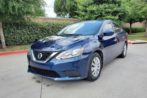 2017 Nissan Sentra for sale at International Auto Sales in Garland TX