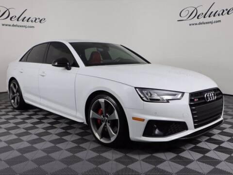 2019 Audi S4 for sale at DeluxeNJ.com in Linden NJ