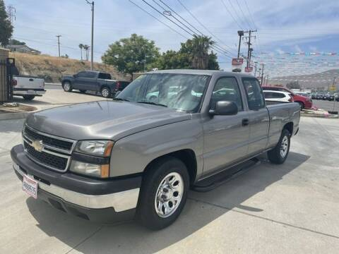 2007 Chevrolet Silverado 1500 Classic for sale at Los Compadres Auto Sales in Riverside CA