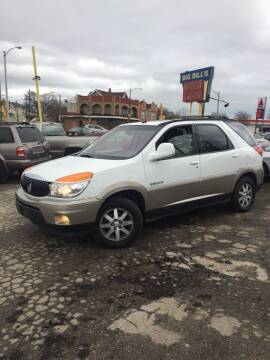 2003 Buick Rendezvous for sale at Big Bills in Milwaukee WI