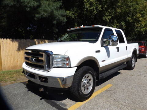 2007 Ford F-250 Super Duty for sale at Wayland Automotive in Wayland MA