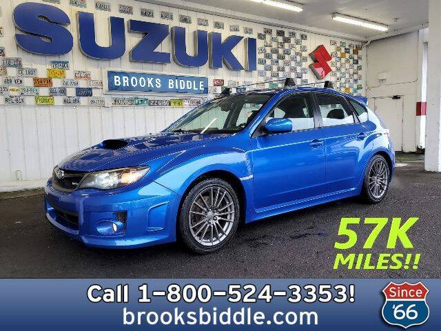 2011 Subaru Impreza for sale at BROOKS BIDDLE AUTOMOTIVE in Bothell WA