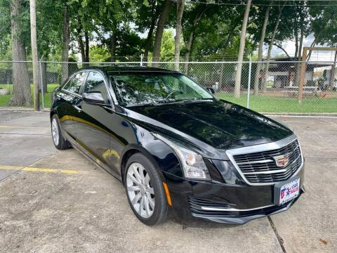 2018 Cadillac ATS for sale at USA Car Sales in Houston TX