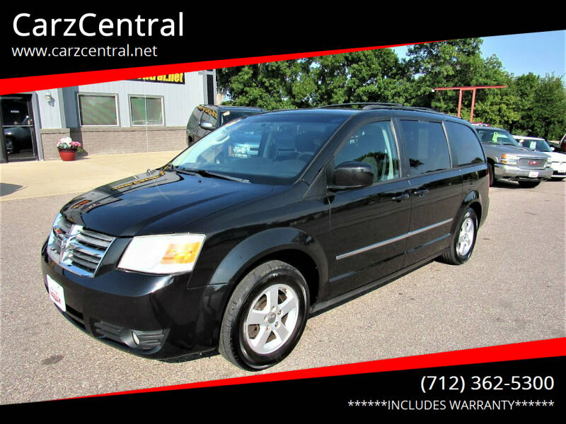 2010 Dodge Grand Caravan for sale at CarzCentral in Estherville IA