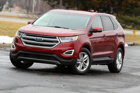 2016 Ford Edge for sale at MGM Motors LLC in De Soto KS