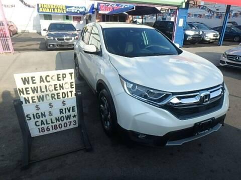 2017 Honda CR-V for sale at 4530 Tip Top Car Dealer Inc in Bronx NY