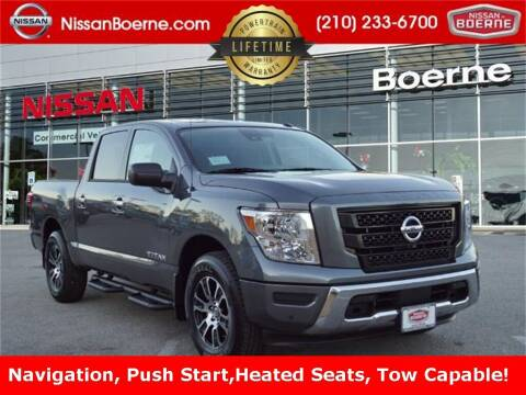 2021 Nissan Titan for sale at Nissan of Boerne in Boerne TX
