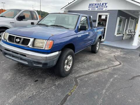 1999 Nissan Frontier for sale at Willie Hensley in Frankfort KY