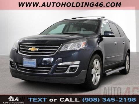2015 Chevrolet Traverse for sale at AUTO HOLDING in Hillside NJ