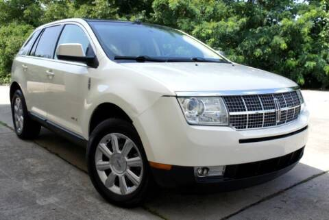 2008 Lincoln MKX for sale at CU Carfinders in Norcross GA