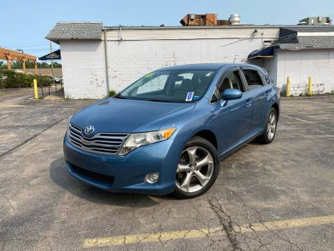 2011 Toyota Venza for sale at Santa Motors Inc in Rochester NY