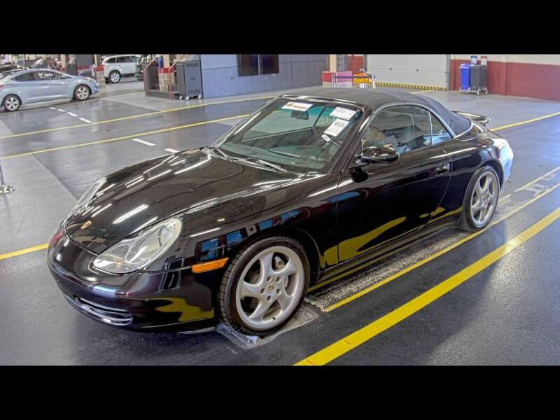 2000 Porsche 911 for sale at MURPHY BROTHERS INC in North Weymouth MA