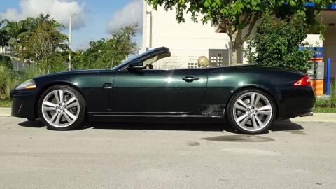 2011 Jaguar XK for sale at Premier Luxury Cars in Oakland Park FL