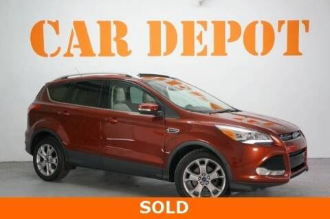 2014 Ford Escape for sale at Car Depot in Miramar FL