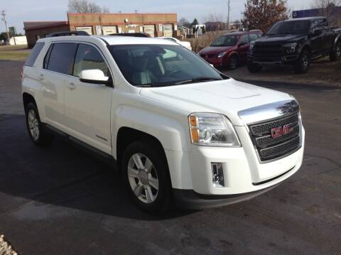 2013 GMC Terrain for sale at Bruns & Sons Auto in Plover WI