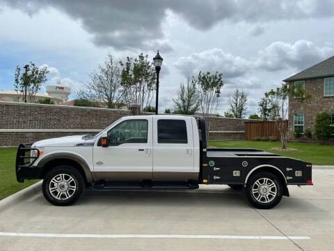 2015 Ford F-350 Super Duty for sale at TEXAS CAR PLACE in Lubbock TX