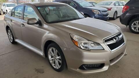 2014 Subaru Legacy for sale at Divine Auto Sales LLC in Omaha NE