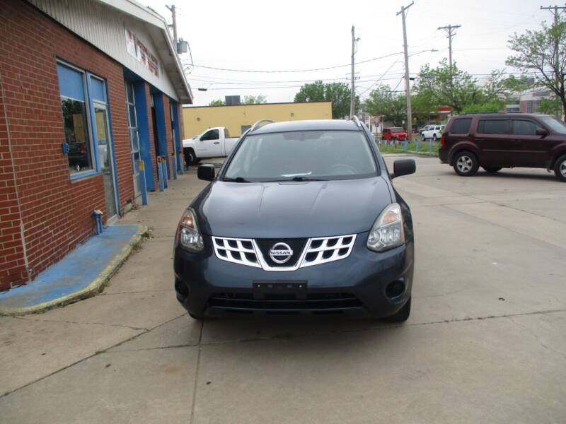 2015 Nissan Rogue for sale at Discount Motor Sales LLC in Wichita KS
