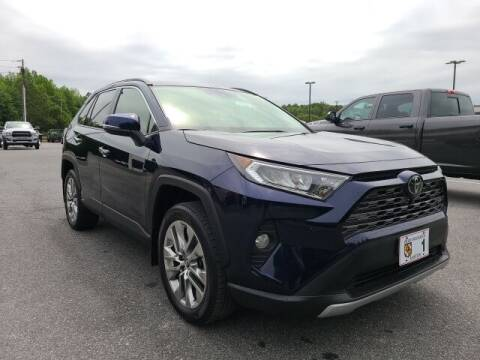 2019 Toyota RAV4 for sale at FRED FREDERICK CHRYSLER, DODGE, JEEP, RAM, EASTON in Easton MD