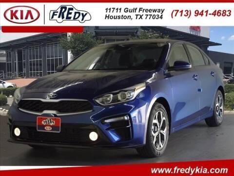 2020 Kia Forte for sale at FREDY KIA USED CARS in Houston TX