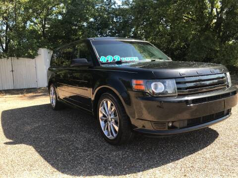 2012 Ford Flex for sale at DRIVE ZONE AUTOS in Montgomery AL