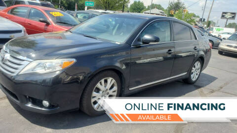 2012 Toyota Avalon for sale at Jeffreys Auto Resale, Inc in Clinton Township MI