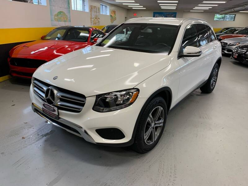 2016 Mercedes-Benz GLC for sale at Newton Automotive and Sales in Newton MA