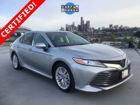 2020 Toyota Camry for sale at Toyota of Seattle in Seattle WA