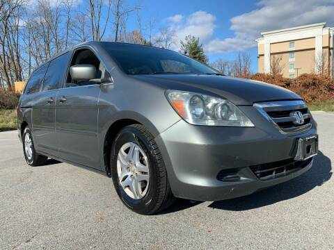 2007 Honda Odyssey for sale at Auto Warehouse in Poughkeepsie NY
