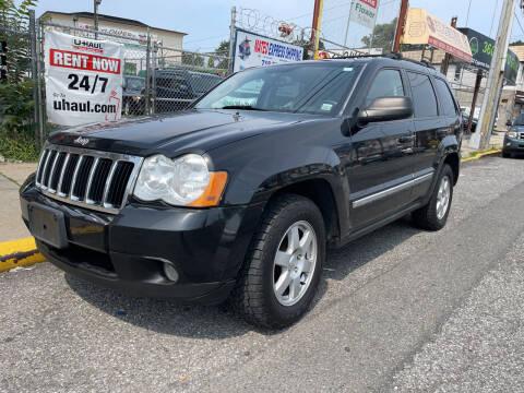 2009 Jeep Grand Cherokee for sale at Cypress Motors of Ridgewood in Ridgewood NY