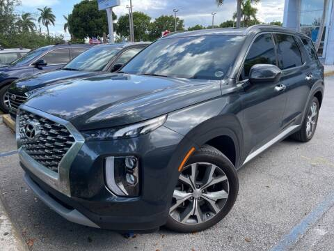 2020 Hyundai Palisade for sale at DORAL HYUNDAI in Doral FL