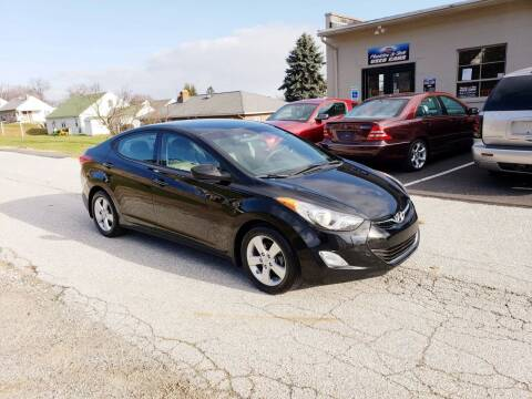 2013 Hyundai Elantra for sale at Hackler & Son Used Cars in Red Lion PA