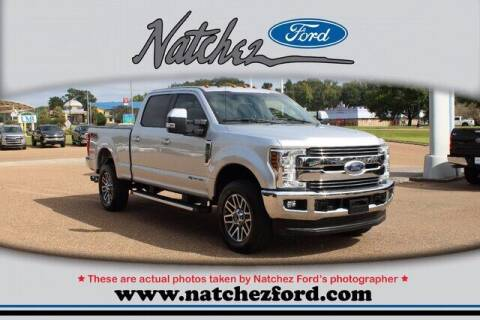 2018 Ford F-250 Super Duty for sale at Auto Group South - Natchez Ford Lincoln in Natchez MS
