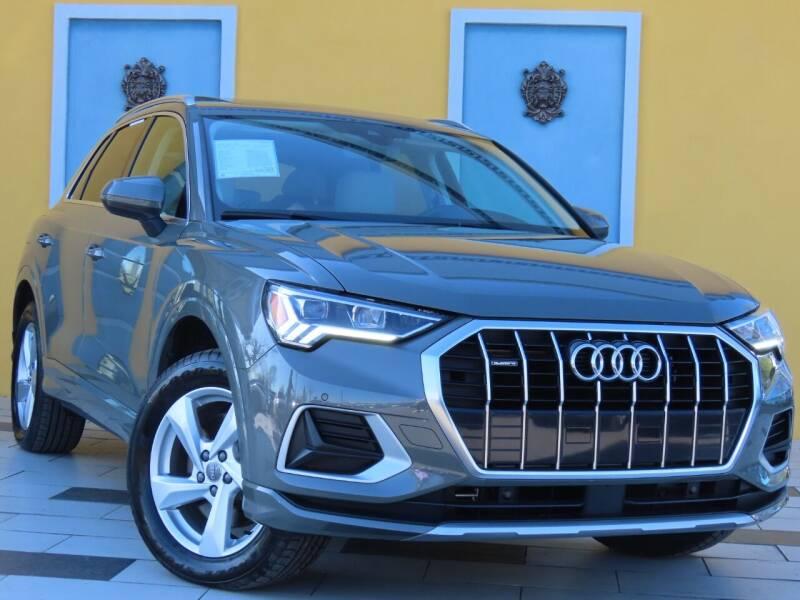 2020 Audi Q3 for sale at Paradise Motor Sports LLC in Lexington KY