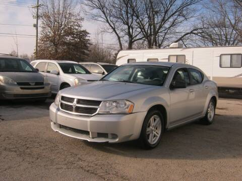 2008 Dodge Avenger for sale at Premier Motor Co in Springdale AR