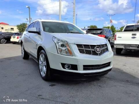 2011 Cadillac SRX for sale at Start Auto Liquidation Center in Miramar FL