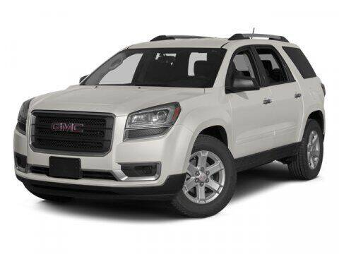 2014 GMC Acadia for sale at CarZoneUSA in West Monroe LA