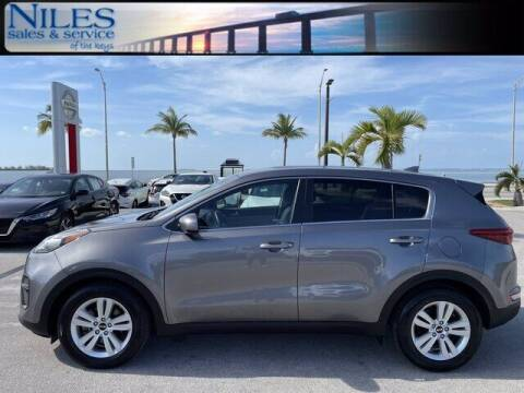 2018 Kia Sportage for sale at Niles Sales and Service in Key West FL