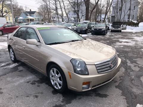 2006 Cadillac CTS for sale at Emory Street Auto Sales and Service in Attleboro MA