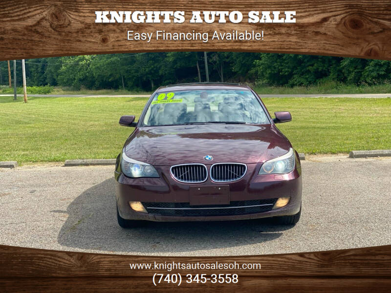 2009 BMW 5 Series for sale at Knights Auto Sale in Newark OH