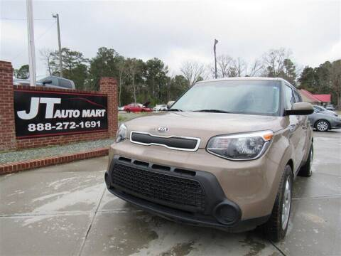 2015 Kia Soul for sale at J T Auto Group in Sanford NC