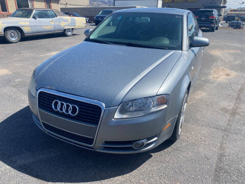 2007 Audi A4 for sale at Creekside Auto Sales in Pocatello ID