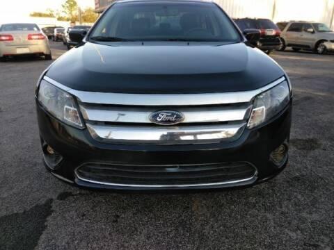 2012 Ford Fusion for sale at JacksonvilleMotorMall.com in Jacksonville FL